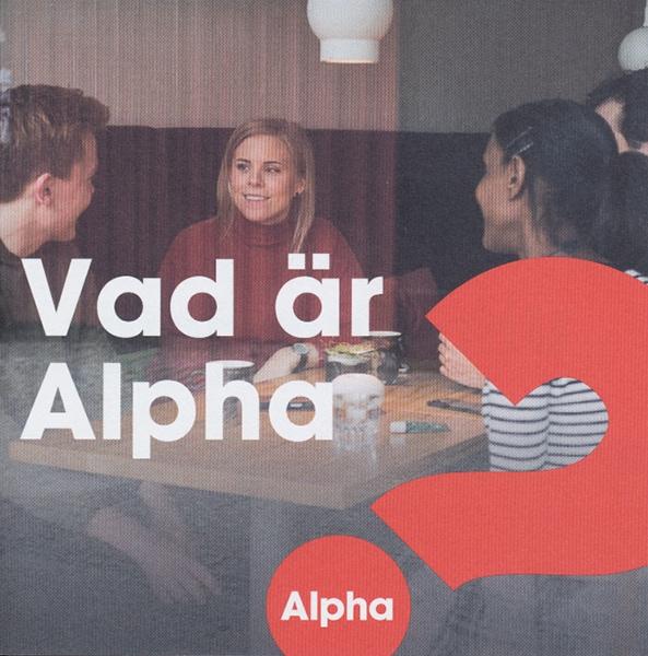 Vad är Alpha?
