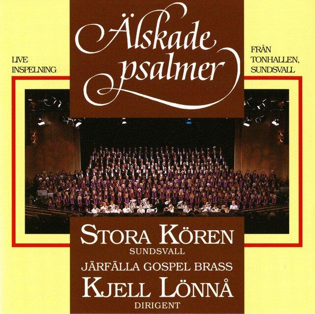 Älskade psalmer - Live från Tonhallen - CD