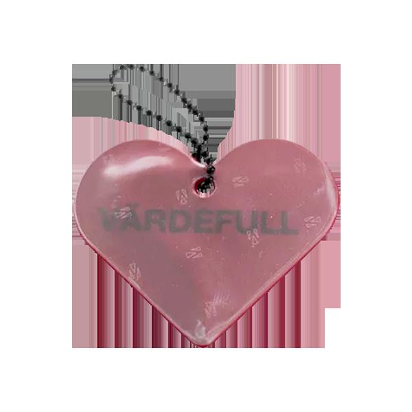 Reflex - Hjärta - Värdefull