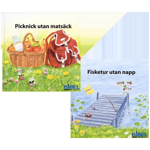 Picknick utan matsäck / Fisketur utan napp