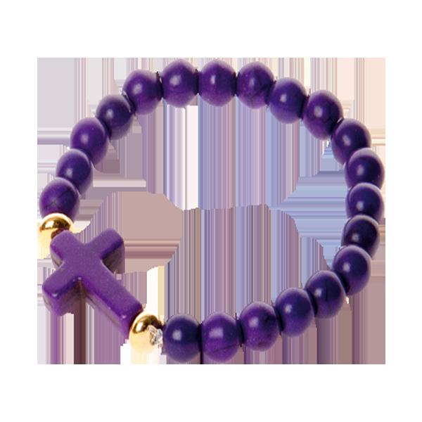 Armband - Kula - Lila