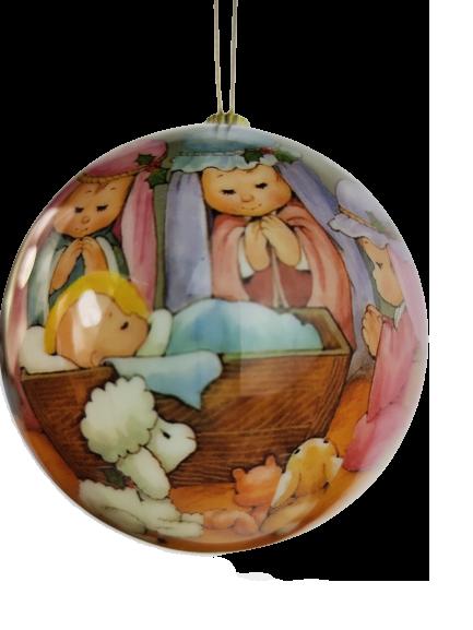 Julgranskula - Jesu födelse