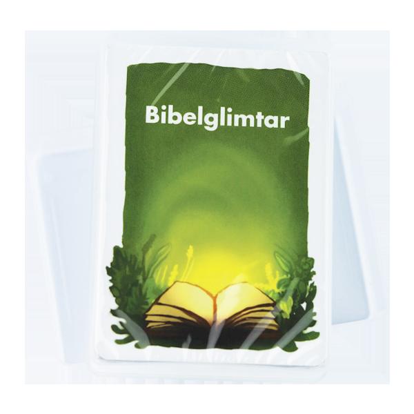 Kortlek - Bibelglimtar