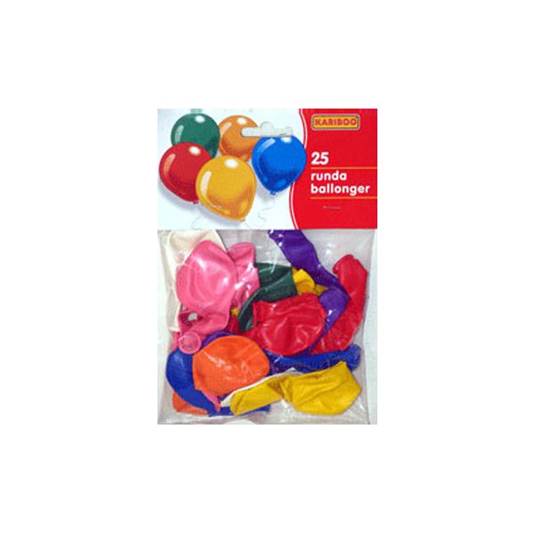Ballong - 25-pack