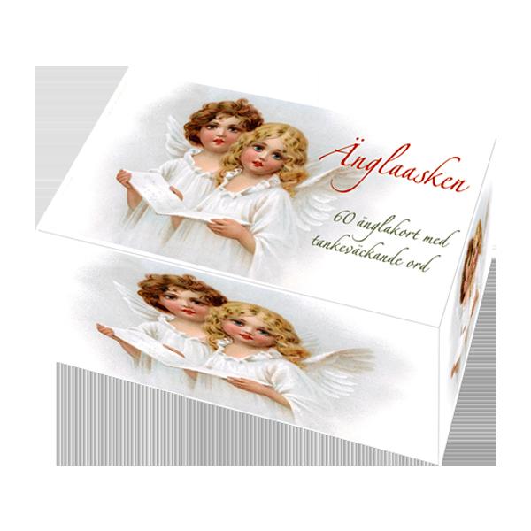 Änglaasken - 60 vackra änglakort