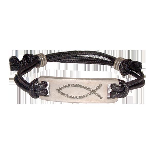 Armband - Tenn - Fisk