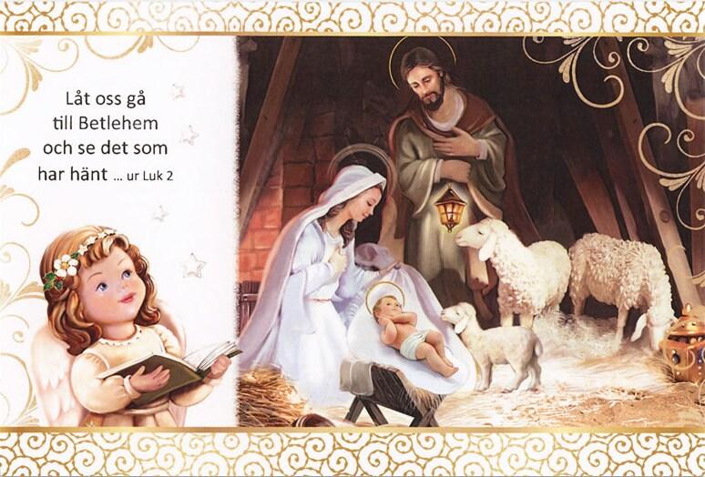 Julkort - Dubbelt med kuvert - CR060800-1