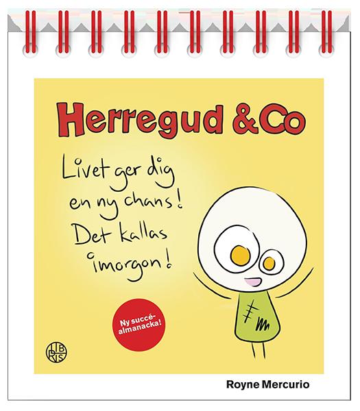 Herregud & Co Bordskalender II