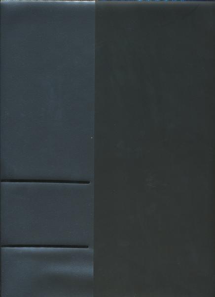 Körpärm - Matt svart - 16 mm