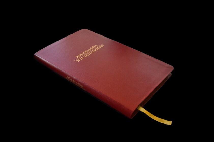 Reformationsbibeln 2016 - Nya Testamentet med fotnoter