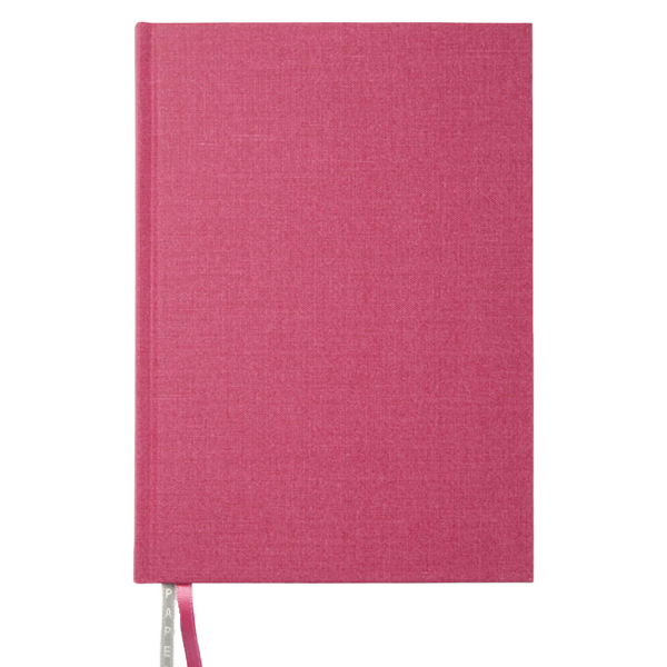 Anteckningsbok - Paperstyle - A5 - 256 p - Rasberry Sorbe