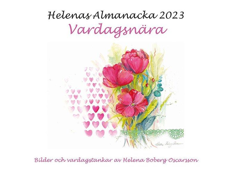 Vardagsnära 2021 - Väggalmanacka - Helena Boberg Oscarsson