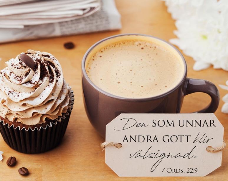 Kortask - På den åttonde dagen skapade Gud kaffet