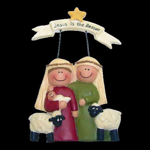 Hängdekoration - Jesus is the Reason