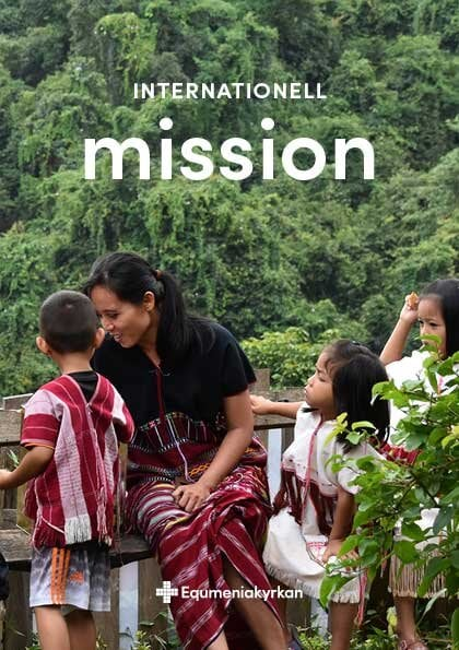 Internationell mission - Equmeniakyrkan