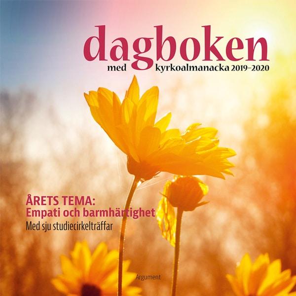 Dagboken, med kyrkoalmanacka 2019-2020