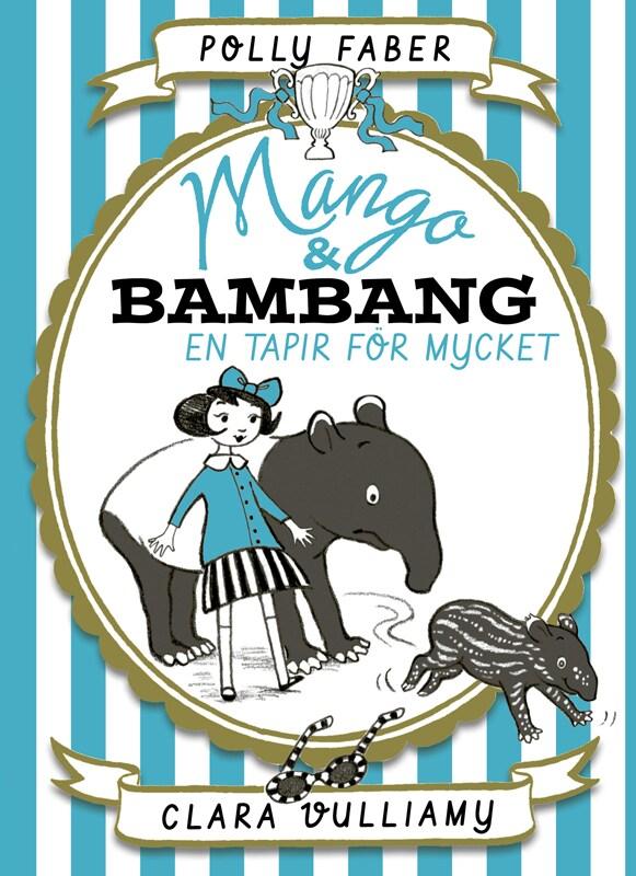 Mango och Bambang: En tapir för mycket