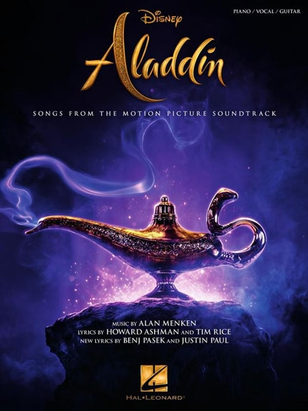 Aladdin -  The Motion Picture Soundtrack - PVG
