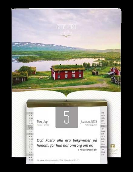 Guds ord varje dag - 2021 - Almanacka