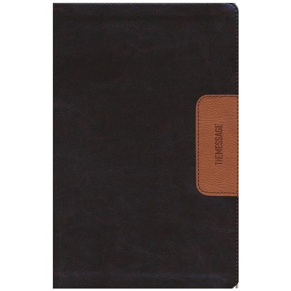 The Message Slimline Edition - Brown/Saddle Tan