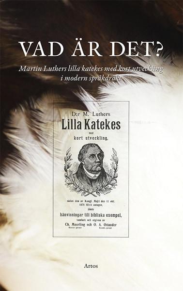 Vad är det? : Martin Luthers lilla katekes med kort utveckling i modern språkdrä