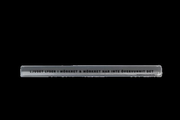Reflexband - Ljuset lyser i mörkret