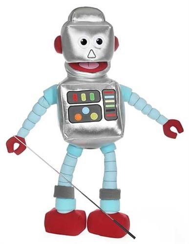 Handdocka - Robot - 65 cm
