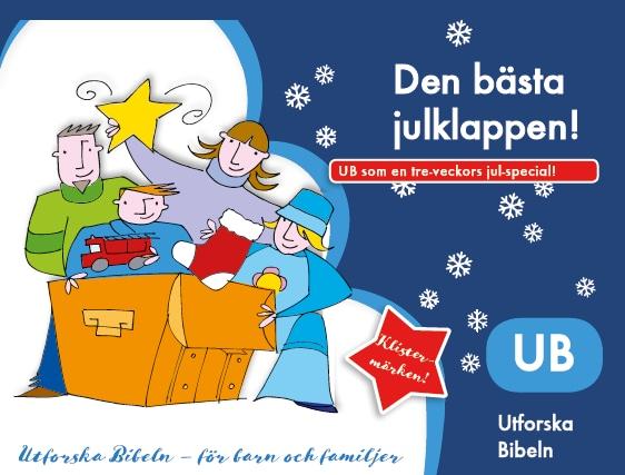 UB: Den bästa julklappen!