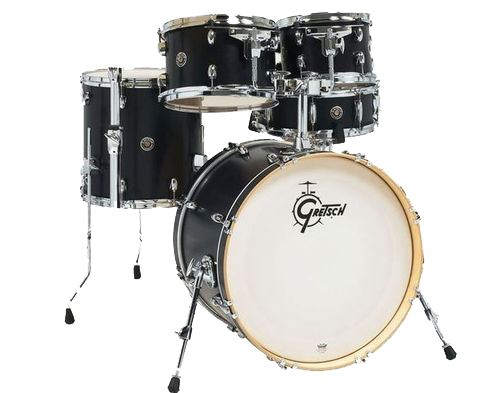 Gretsch Catalina Birch LTD Ebony Satin CS1-J405-ES