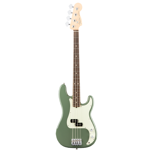 Fender American Professional Precision bass - Antique Olive