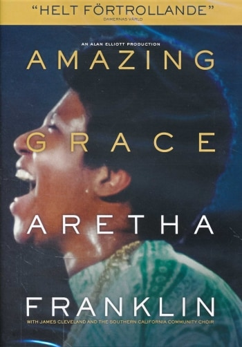 Amazing Grace - Aretha Franklin - DVD