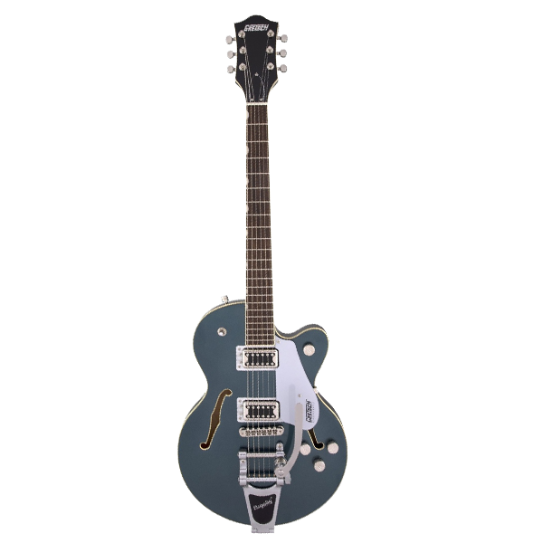 GretschG5655T Electromatic Center Block Jr, Jade Grey Metallic