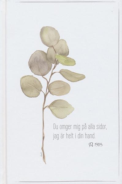 Anteckningsbok - Ps 139:5