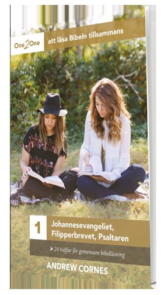 One2One 1 – att läsa Bibeln Tillsammans: Johannesevangeliet, Filipperbrevet, Psa