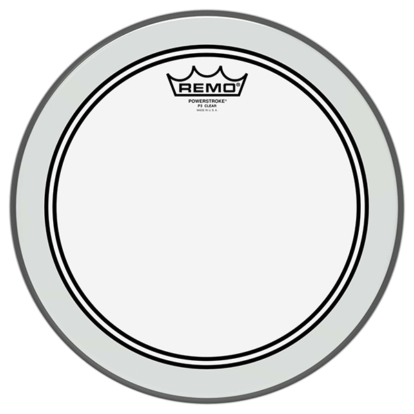 REMO Powerstroke 3 - Clear, 16""