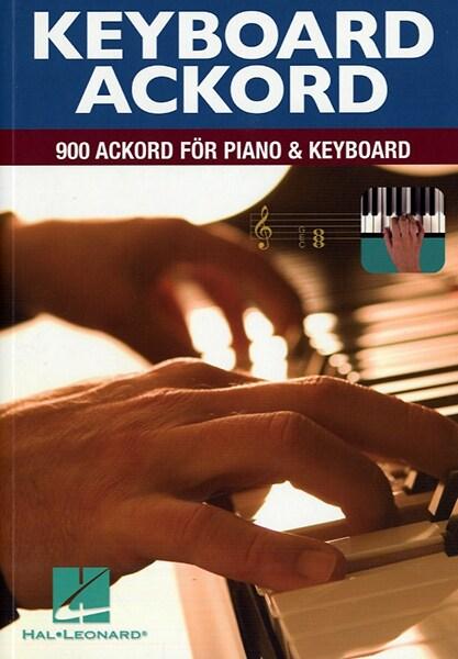 Keyboardackord : 900 ackord för piano & keyboard