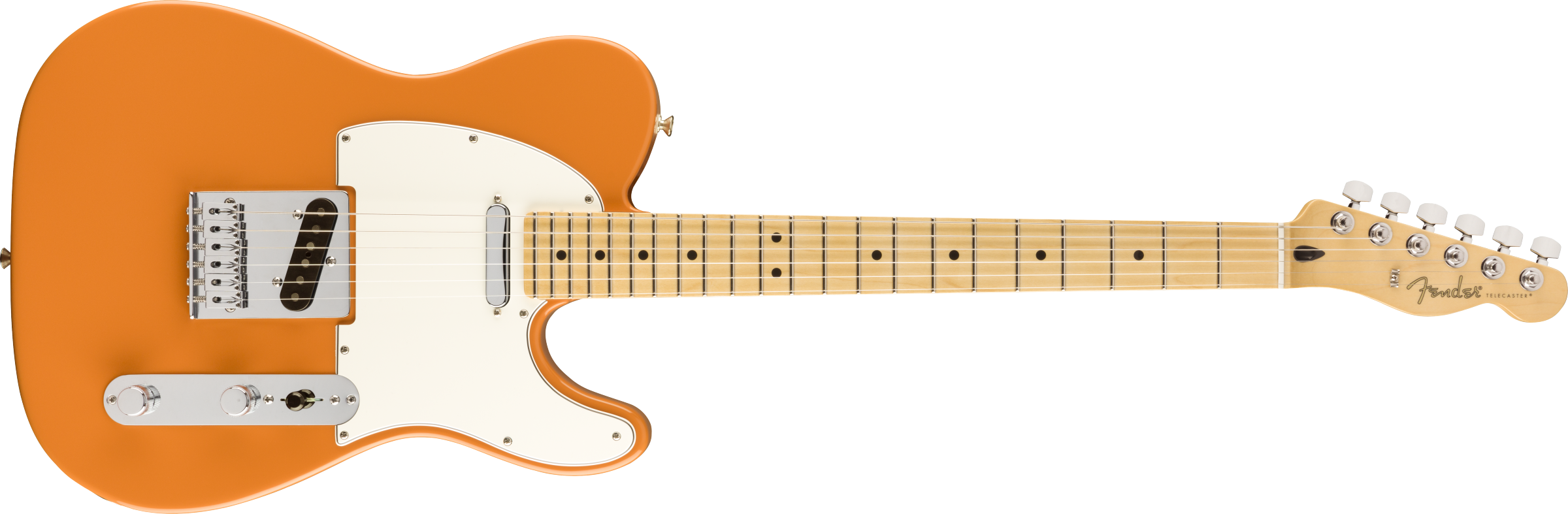 Fender Player Telecaster - Capri Orange