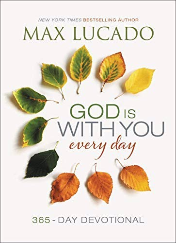 God is with you every day (engelska)