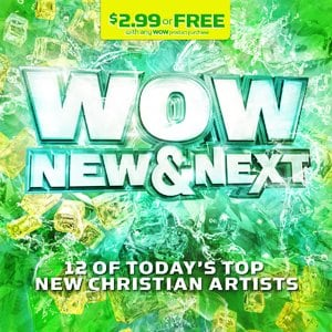 Wow - New & Next - CD