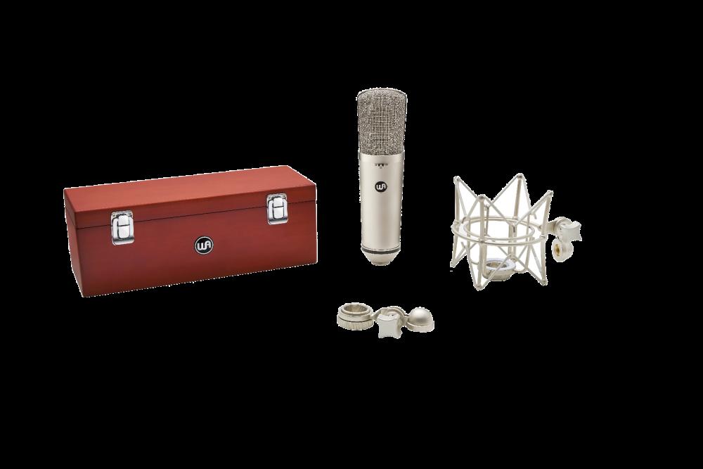Warm Audio WA-87 R2 Nickel