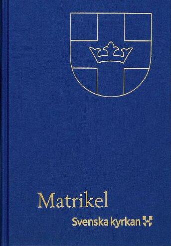 Matrikel för Svenska kyrkan 2021