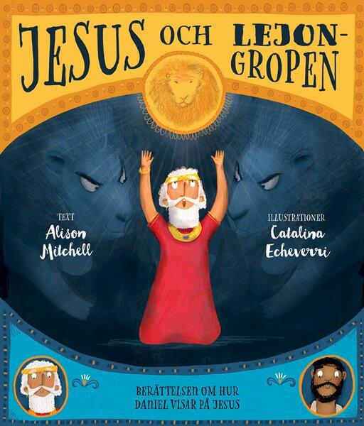 Jesus och lejongropen