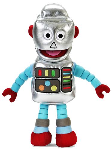 Handdocka - Robot - 40 cm