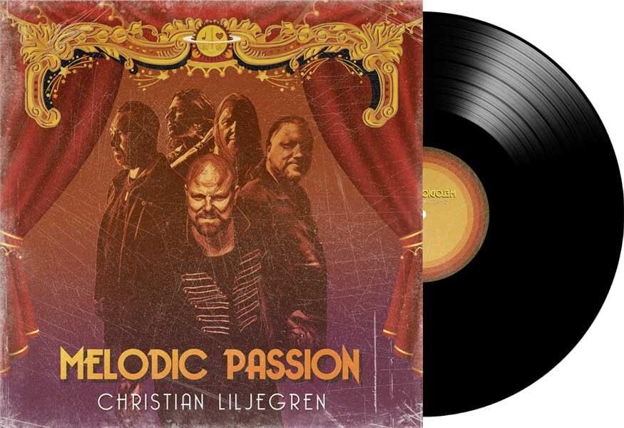 Melodic Passion (Black Vinyl) - Vinyl