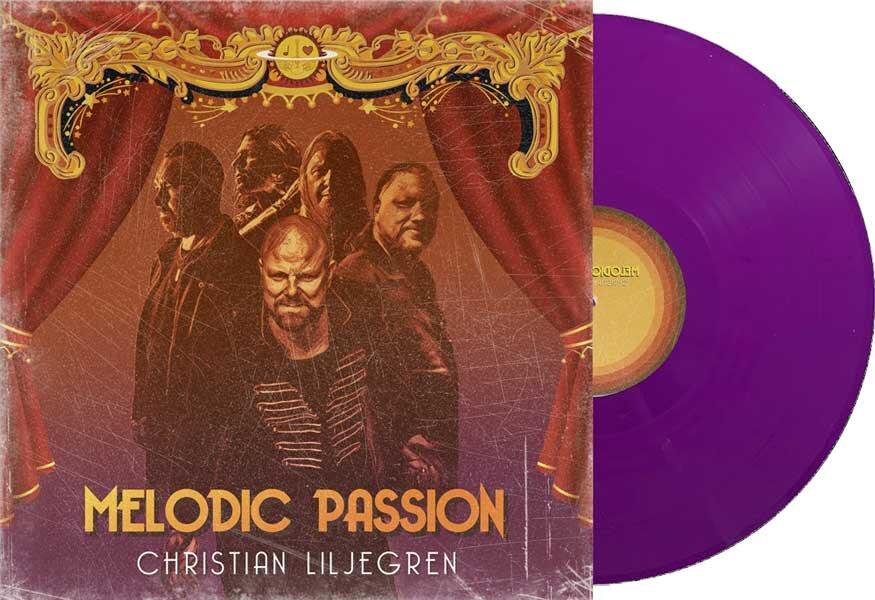 Melodic Passion (Purple Vinyl) - Vinyl