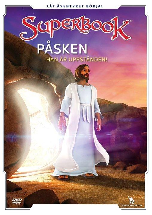 Superbook - Påsken - DVD