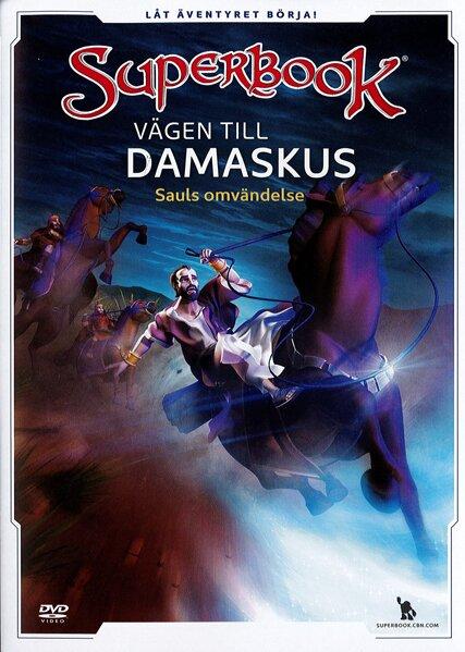 Superbook - Vägen till Damaskus - DVD