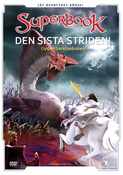 Superbook - Den sista striden! - DVD