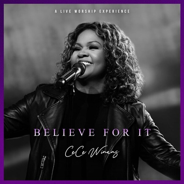 Believe for It (Live) - CD