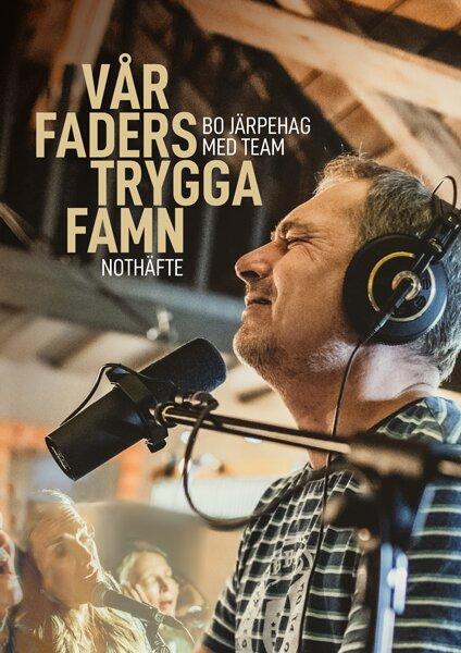 Vår Faders trygga famn - Lovsång Live - Noter